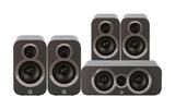 Q Acoustics Cinema Pack 5.0 - foto