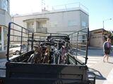Servicio de traslado de bicicletas - foto