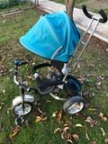 triciclo en perfecto estado - foto