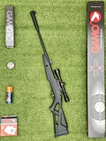 Set Rifle 24j Gamo Whisper IGT+3-9X40WP1 - foto