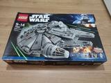 halcón milenario Lego ref 7965 - foto