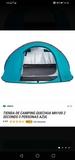 caseta de acampada - foto