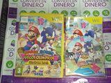 Mario y sonic  juegos olimpicos londres - foto