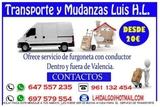 Transportes luis / ikea/bricomart/leroy - foto