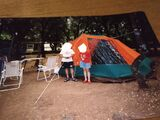 Se vende tienda camping - foto