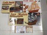 Diversos productos para maquetismo naval - foto