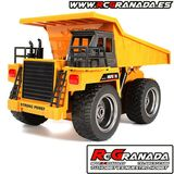 CAMION HUINA 1540 6CH 2.4GHZ 1:12 - foto