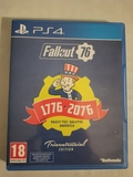 Fallout 76 tricentennial edition ps4 sin - foto