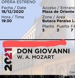 Estreno Don Giovanni 18 diciembre - foto