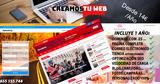 TU WEB CON TIENDA DESDE 7, 99 EUR /MES.  - foto