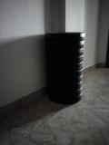 discos pesas barras mancuernas - foto