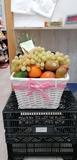 cestas Fruta para ocasiones especiales - foto