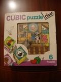 Juguete puzzle de cubos nuevo - foto