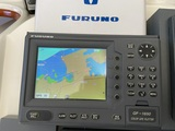 FURUNO GP 1650  GPS PLOTTER COLOR - foto