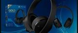 Auriculares PS4 GOLD EDITION - foto