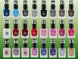 esmaltes de uñas de larga duración - foto