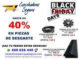 BLACK FRIDAY EN COSECHADORAS SEGURA - foto