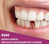 Implante dental 850  completo - foto