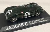 Jaguar C. Ganador 24 Hr Le Mans 1951. - foto