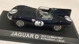 Jaguar D. Ganador 24 Hr de Le Mans 1957 - foto
