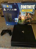 Consola PS4 PRO nueva pack fortnite - foto
