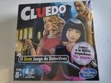 juego de mesa Cluedo Hasbro nuevo - foto
