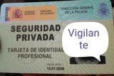 VIGILANTE BUSCA SERVICIO DE VIGILANCIA - foto