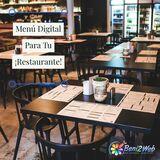 Página Web y Menú Digital Restaurantes - foto