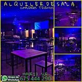 ALQUILER DE SALA CELEBRACIONES - foto