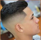 Corte de cabello - foto