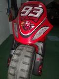 Vendo moto de Marquez - foto