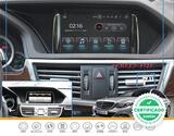 Navegador android mercedes w212 clase e - foto