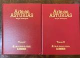 ARTE EN ASTURIAS.  TOMO I Y II - foto