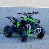 MINI QUAD M2R GREEN 49CC - foto
