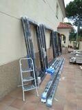 Montaje de ventanas y puertade aluminio - foto
