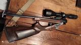 rifle monotiro pedretti 243 - foto