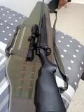 rifle mossberg de cerrojo 300 win magnun - foto