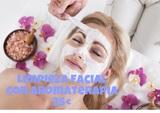 Higiene facial con aromaterapia - foto