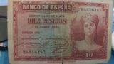 Billetes II República - foto