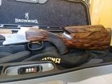 Browning b725 pro trap high rib - foto