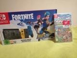 Nintendo switch edición fornite - foto