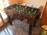 Futbolín Mesa Multijuegos - foto