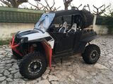 POLARIS RZR 900 XP INT.  92 CV.  - foto