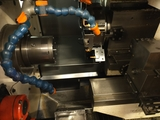 decoletaje mecanizado soldadura CNC - foto