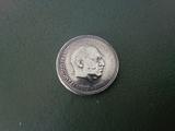 Moneda 2,5O d  Franco - foto
