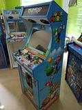 maquina arcade mario explotación - foto