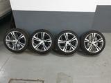 Llantas peugeot 208 gti con neumáticos - foto