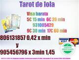 TAROT BARATO AMOR 6  X 20 MIM 931005429 - foto