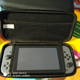 Nintendo switch con chip + extras - foto