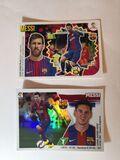 Cromos Lionel Messi panini liga este - foto